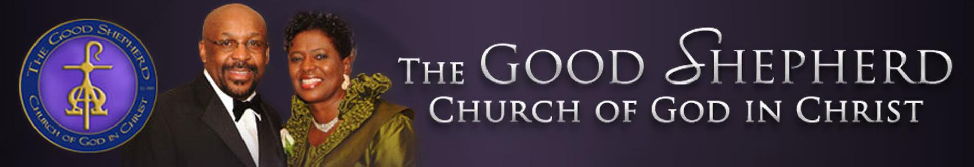 The Good Shepherd COGIC Live Stream